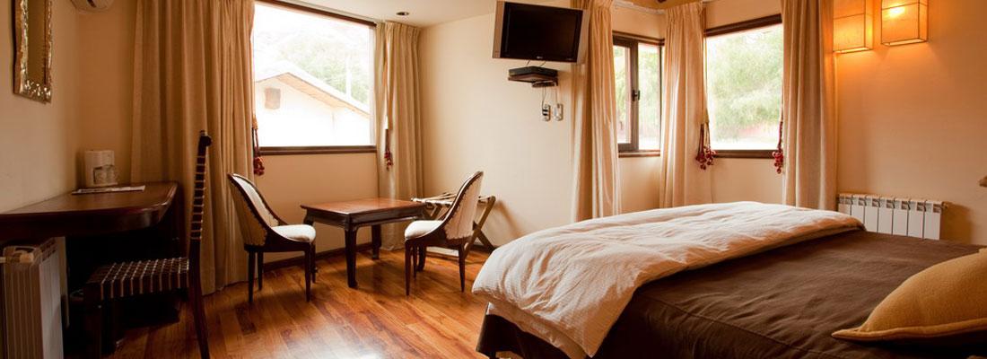 Habitación del Hotel Marquéz de Tojo en Jujuy, Argentina